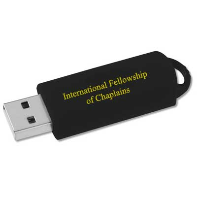 I.F.O.C. Flash Drive 4-GB