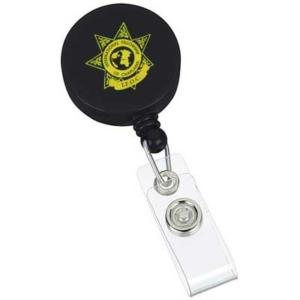 Retracting Badge Holder